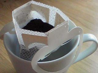 無印ドリップ式コーヒー