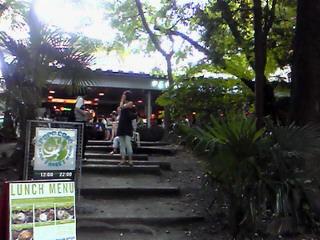 pepacafe 井ノ頭公園
