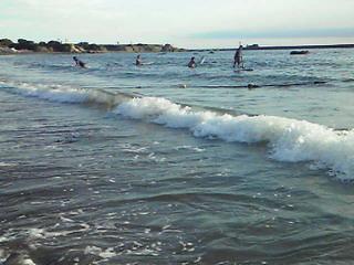 海は確かに夏の終わり