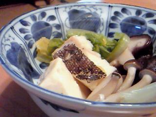 かぼすで鱈