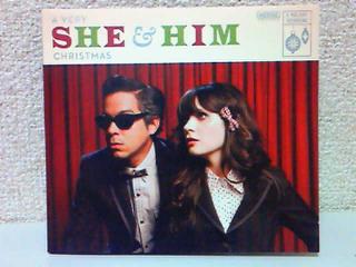 SHE&HIM のクリスマス